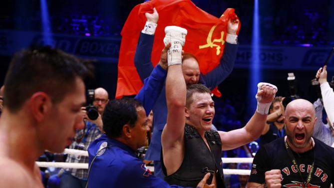 Chudinov y Culcay ganan títulos
