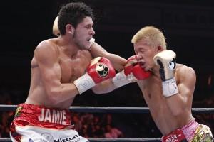 Tomoki Kameda vs Jamie McDonnell