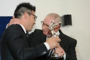 Argentina: Maravilla Martínez ganó el premio Firpo al mejor boxeador de los últimos 20 años