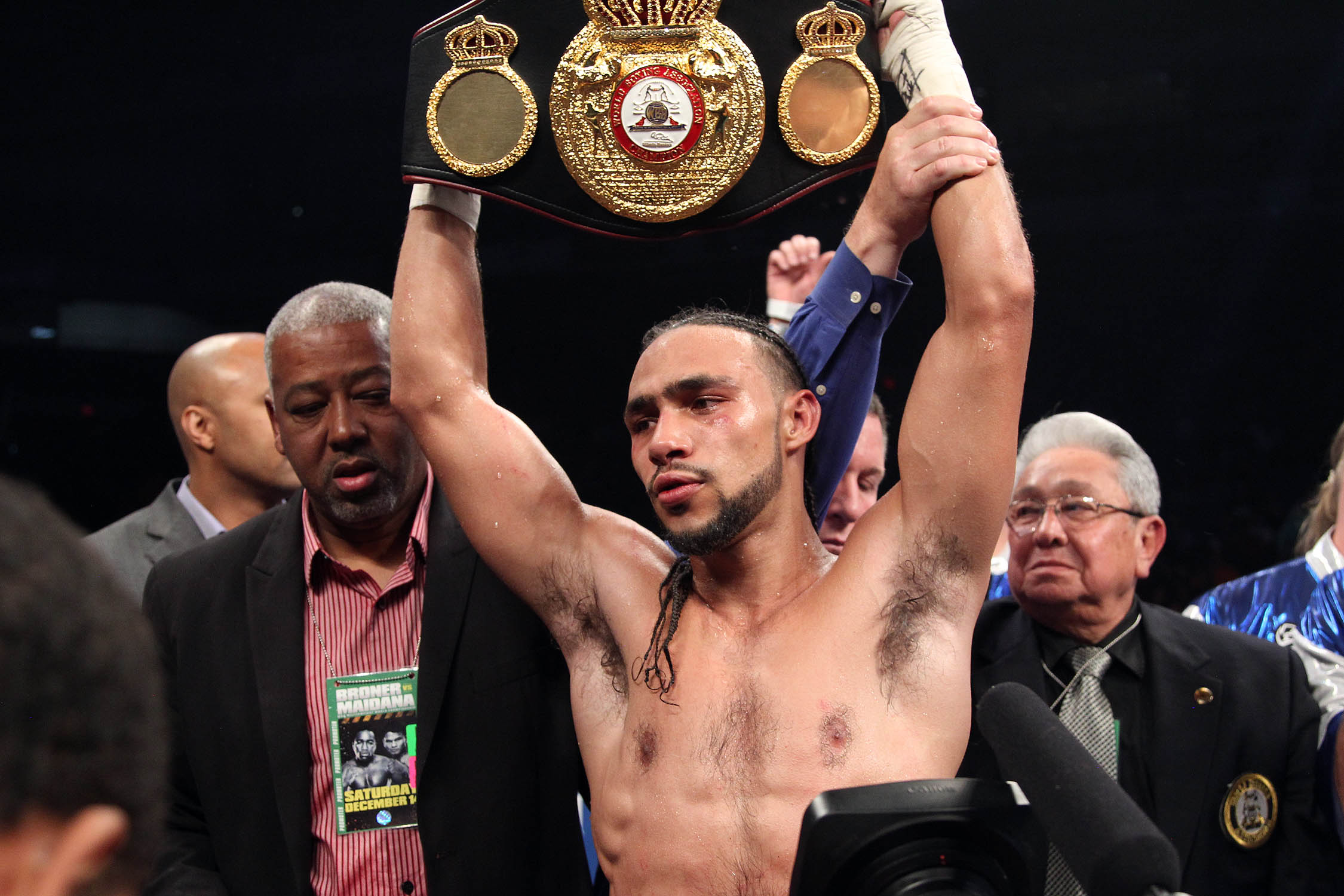 5. Keith Thurman (USA)