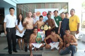 Freshmart vs. Díaz a la espera del campanazo en Tailandia