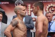 Quigg vs. Martínez y Pérez vs. Crolla en peso, esperan campanazo en Manchester
