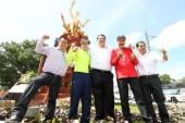 CMB rinde homenaje a Alexis Argüello en Nicaragua