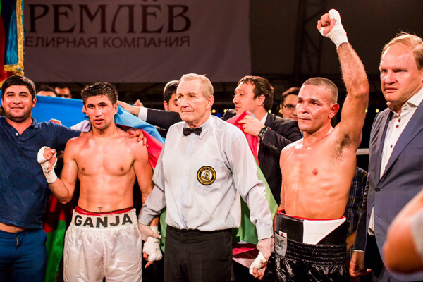 AMB no sancionó pelea de título Fedelatin 140 libras