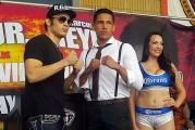 Lo traicionan los kilos; Chávez Jr. no cumplió peso