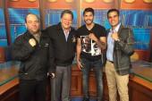 Linares visita Lo Mejor del Boxeo