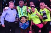 Dominicano Félix Valera gana corona mundial en Rusia