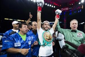 Jhonny Gonzalez wins