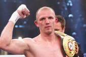 Juergen Braehmer aspira retener su título este sábado en Dresden