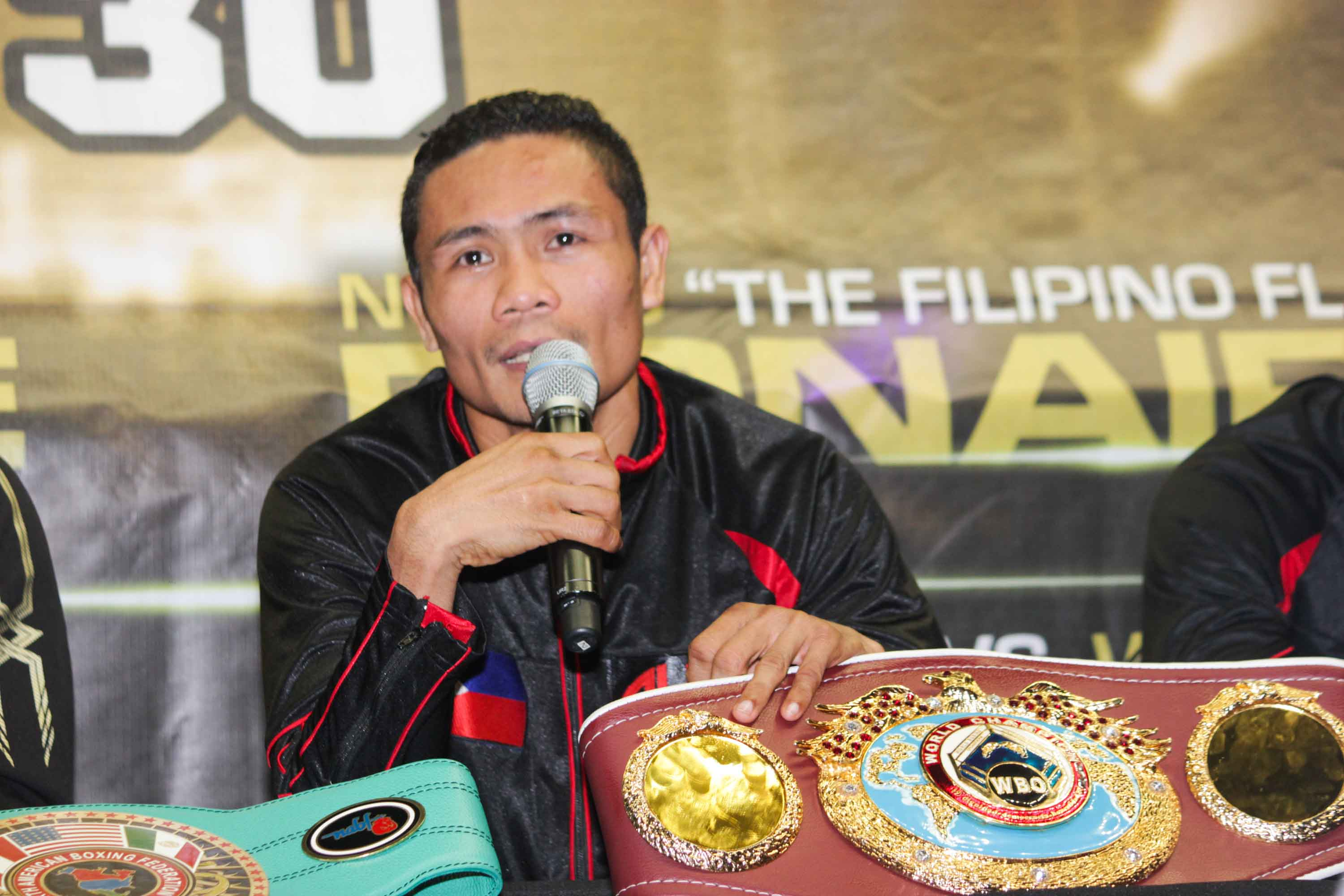 Filipino Donnie Nietes busca oportunidad con «Chocolatito»