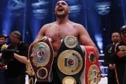 10. Tyson Fury (GB)