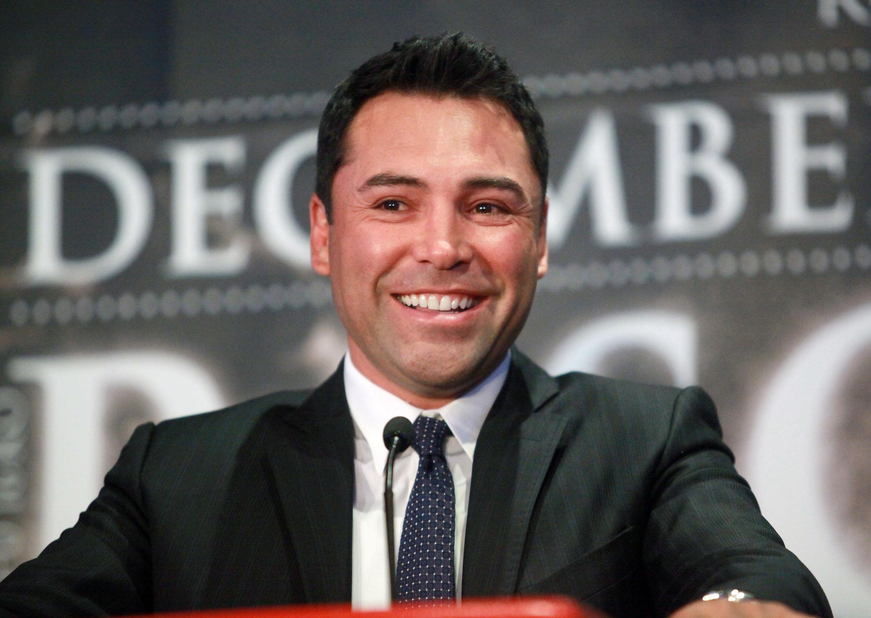 Oscar De la Hoya confiado en que Cotto-'Canelo' venderá bien en PPV