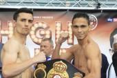 Manchester espera la acción de Pérez vs. Crolla II