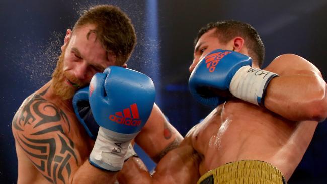 Culcay ganó por decisión unánime en Alemania