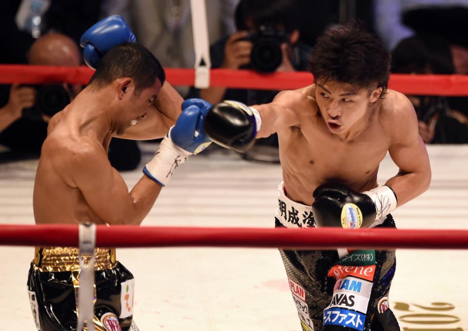 Inoue retiene y Yaegashi conquista