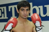 Barrionuevo venció por KO a Azael Cosio