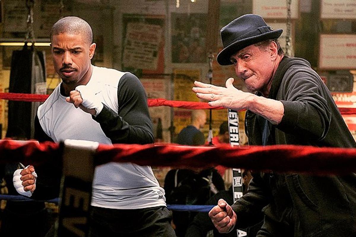 Rocky, de héroe a mentor en Creed