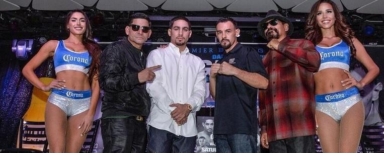 Robert Guerrero: 'Los mexicanos mejores que los puertorriqueños en boxeo'