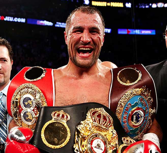 Sergey Kovalev boxeador del mes para la AMB