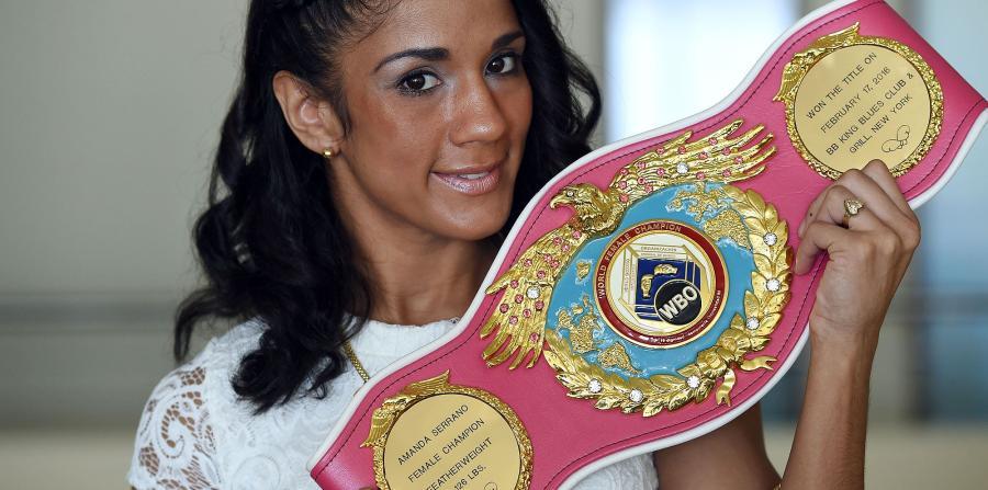 Amanda Serrano: La cara linda del boxeo