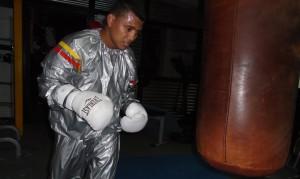 roman gonzalez training