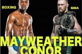Floyd Mayweather confirmó la pelea ante Conor McGregor