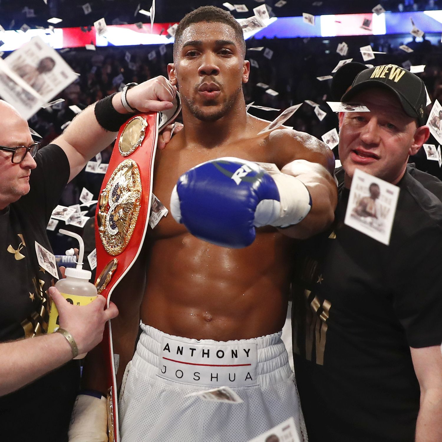 10. Anthony Joshua (GB)