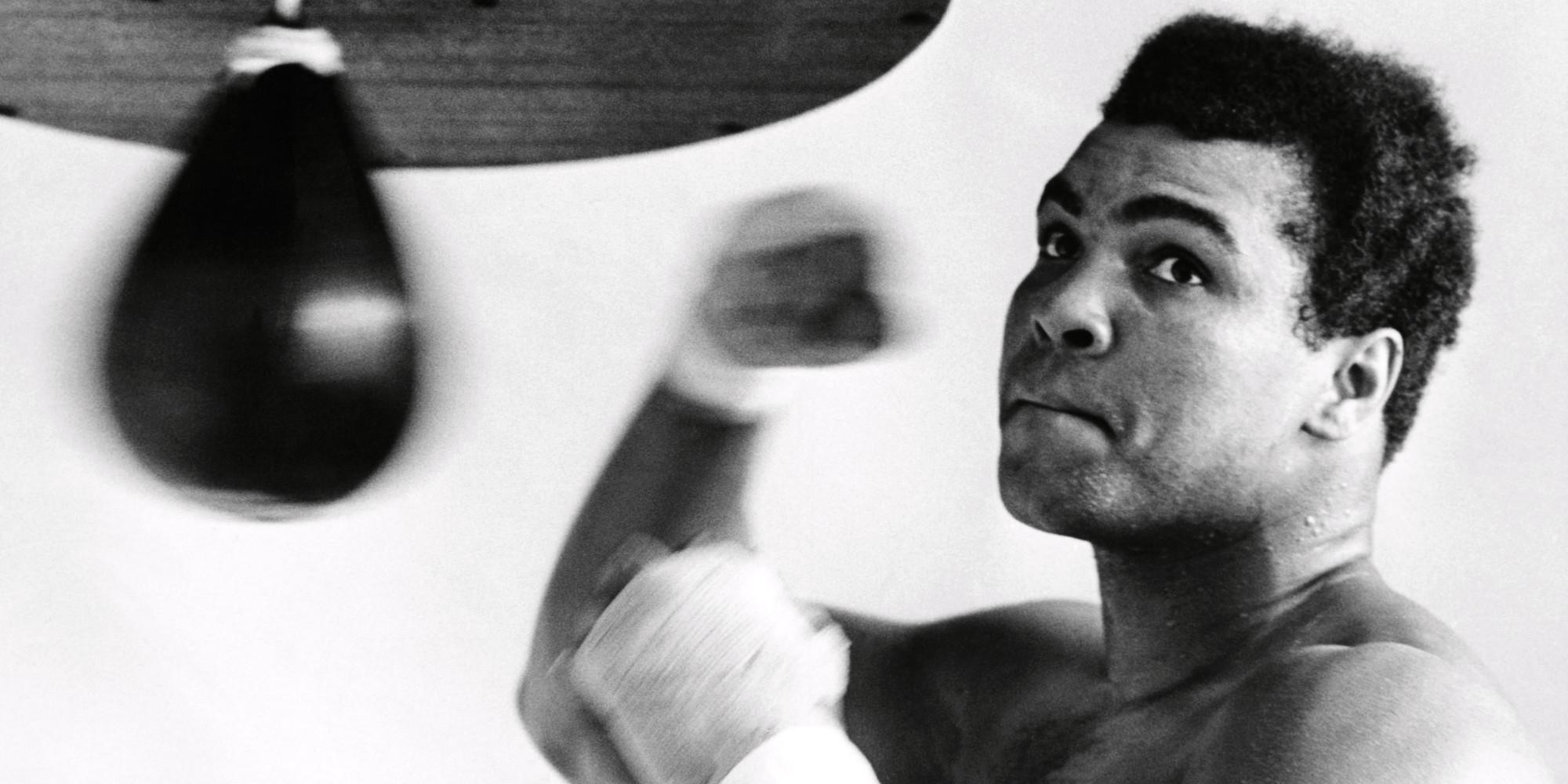 Ali, un adiós a un verdadero grande