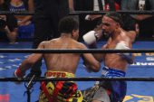 Keith Thurman se impuso a Shawn Porter