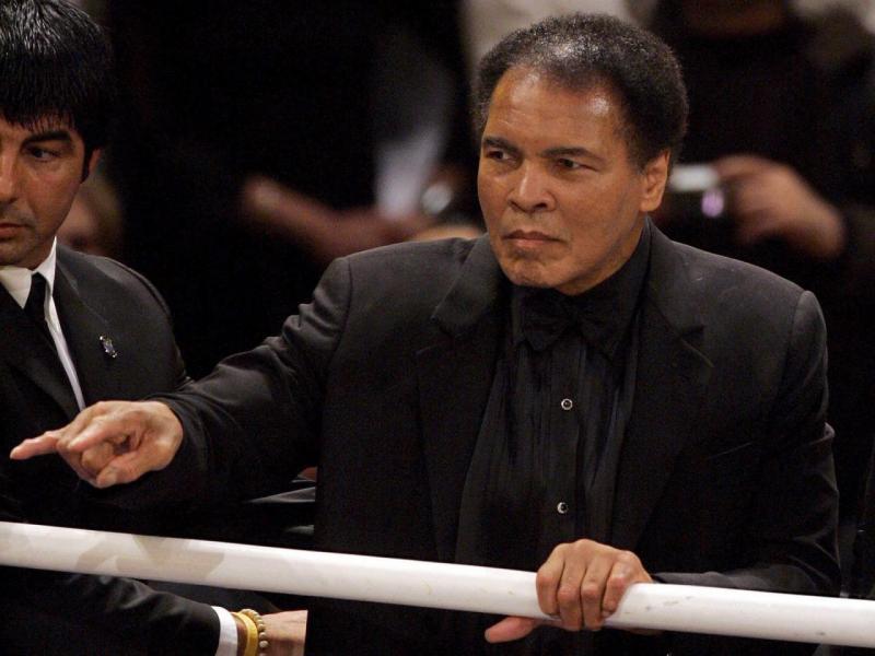 Fallece la leyenda del boxeo Muhammad Ali a los 74 años