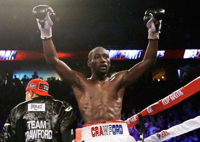 Terence Crawford sobre su pelea con Postol: «Quería enfrentar al mejor boxeador que hay»