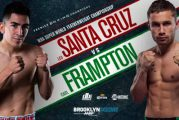 Santa Cruz y Frampton se ven las caras este sábado