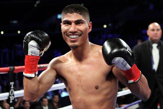 Vuelve Mikey García al ring con objetivo claro: el título en 135