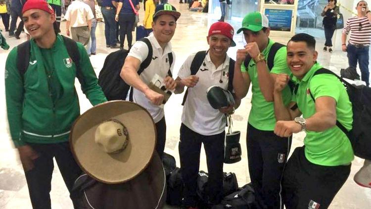 Boxeo mexicano busca resurgir en Río 2016