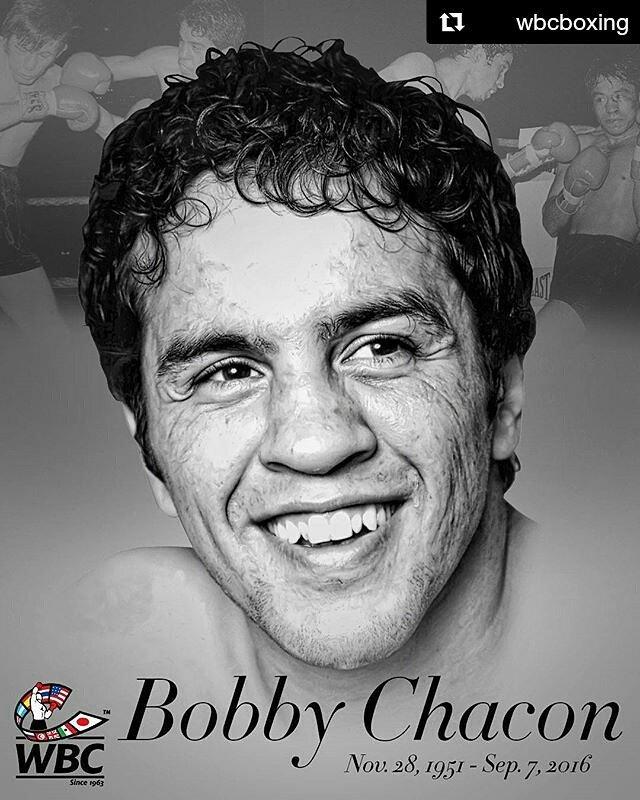 Murió Bobby Chacon, el orgullo de Pacoima
