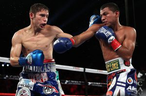 "Sept. 10, 2016 , Los Angeles, Ca. ---   #1 Pound-for-Pound Fighter in the World and WBC Flyweight World Champion Roman ""Chocolatito"" Gonzalez, wins a 12-round unanimous decision over Carlos Cuadras, to capture the  WBC Super Flyweight World Title, Saturday, September 10 at The Fabulous Forum in Los Angeles.  ---   Photo Credit : Chris Farina -  K2 Promotions"