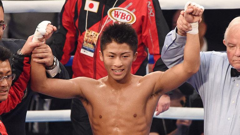 Inoue va por el campeonato 118 de McDonnell