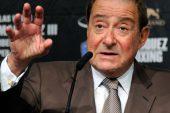 Bob Arum: La oferta de paga fija de De la Hoya a Golovkin es una porquería