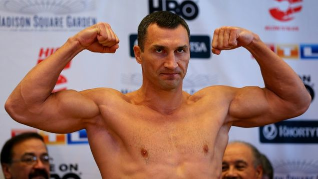 Klitschko dispuesto a pelear contra Joshua por título de la FIB