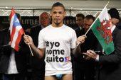 Orlando Cruz quiere convertirse en primer campeón del mundo abiertamente gay