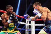 Lomachenko le da cátedra de boxeo a Walters