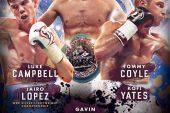 Vargas y Gavin McDonnell disputarán título en febrero