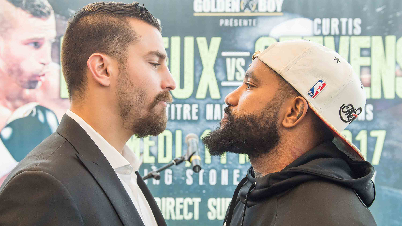 OFICIAL: David Lemieux vs. Curtis Stevens el 11 de marzo en Nueva York