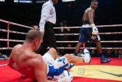 Colombiano Eleider Álvarez noquea a Lucian Bute