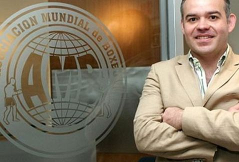 Gilberto Jesús Mendoza presentó WBA-Asia