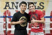 Mikey García y Leo Santa Cruz, peleadores del mes para sus organismos