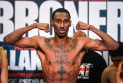 Robert Easter Jr. no tuvo problemas con Luis Cruz