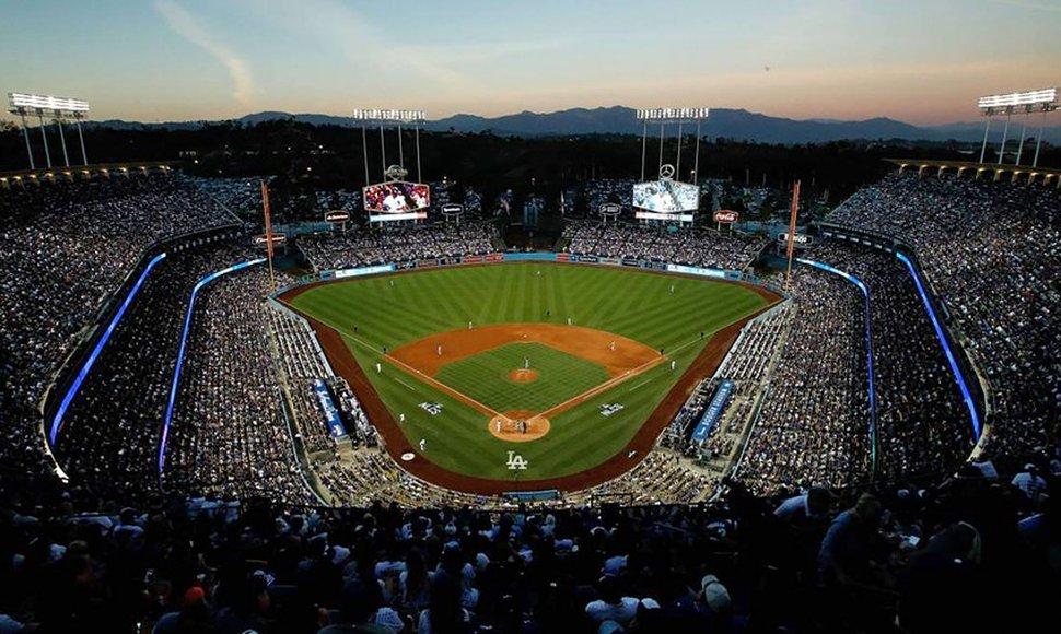 """Quieren GGG vs. """"Canelo"""" en el Dodgers Stadium"""
