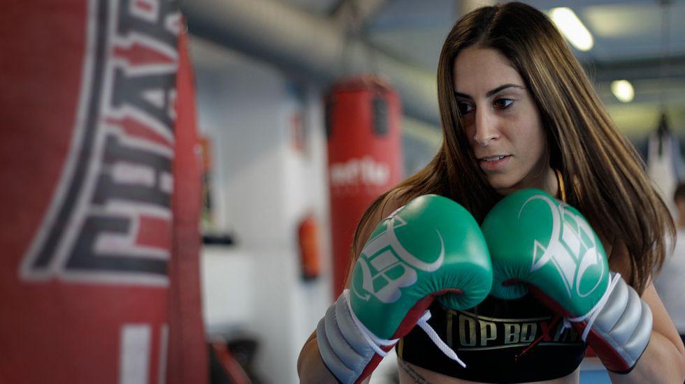 Española Marta Brañas combatirá en Panamá