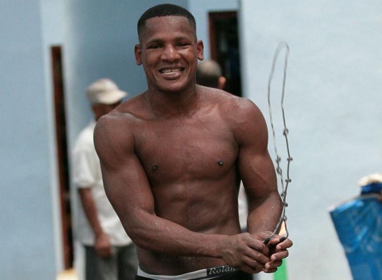 Azael 'Turbo' Cosio, rival experto para Lejarraga en la velada de Castro Urdiales